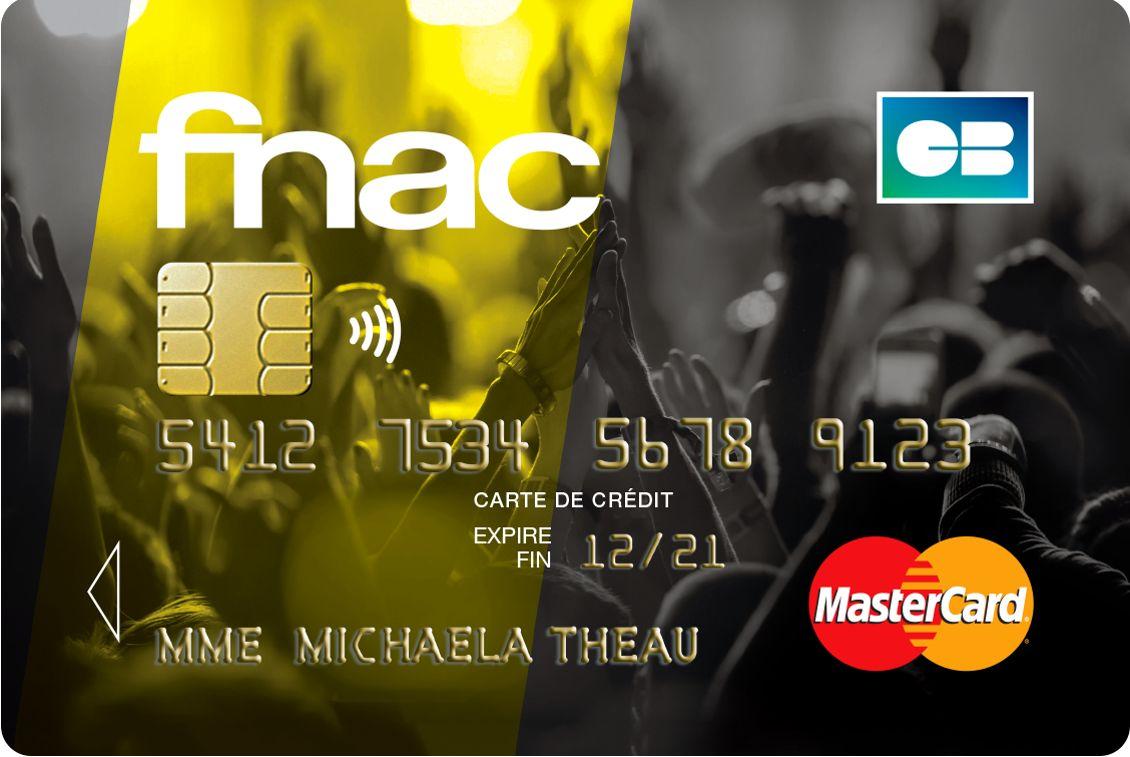 carte fnac mastercard avis Nouvelle carte bancaire de la Fnac, découvrez notre avis impartial