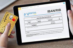 rib_iban-Test complet de la carte prépayée Veritas MasterCard