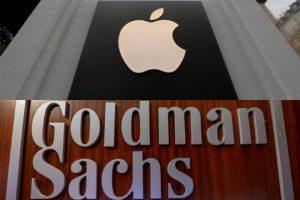 carte bancaire Apple goldman sachs