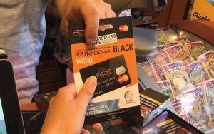 Comment acquérir une carte bancaire chez le buraliste